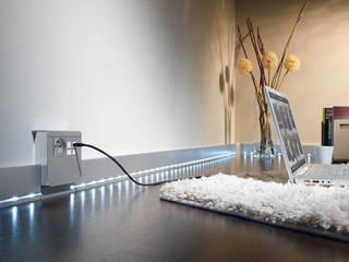 Rénovation électrique by Electricien69Lyon Modern