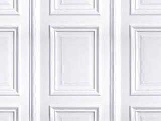 WHITE WALLPAPERS FOR INTERIOR SCHEMES van Mineheart