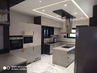 Shagun Jyoti Modern kitchen by 'A' DESIGN ASSOCIATES Modern