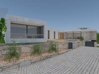 GomesAmorim Arquitetura Modern houses