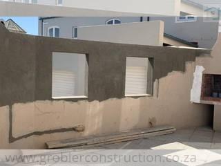 Entertainment Braai Area by Grobler Construction