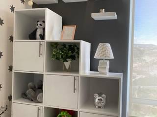 NATALIA JIMENEZ - INTERIOR DESIGN STUDIO 赤ちゃん部屋