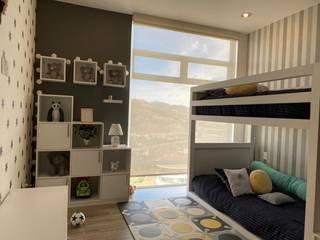 NATALIA JIMENEZ - INTERIOR DESIGN STUDIO Nursery/kid's room
