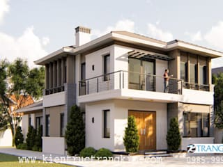 Kiến trúc Trang Kim Moradias