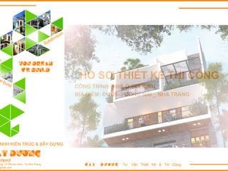 Công Ty TNHH Kiến Trúc Và Xây Dựng Cát Dương Hoteles Concreto Blanco