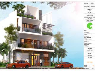 Công Ty TNHH Kiến Trúc Và Xây Dựng Cát Dương Hoteles
