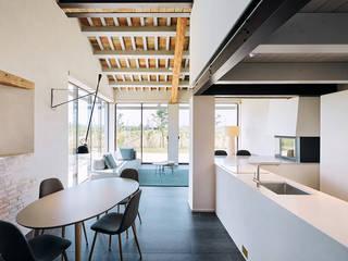 Casa MT Soggiorno minimalista di Zoli Gian Luca Minimalista
