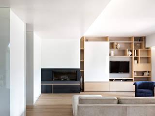 Casa RM Soggiorno minimalista di Zoli Gian Luca Minimalista