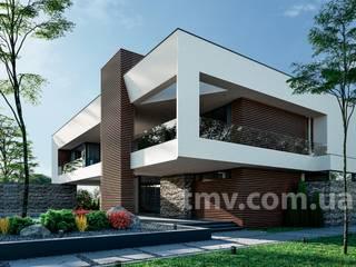 Проект дома TMV 1 by TMV Architecture company