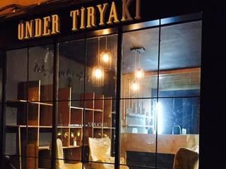 bimona dekor – Beşiktaş kuaför (Önder tiryaki kuaför salonu): modern tarz , Modern