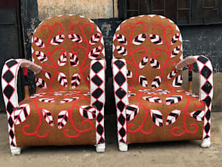 African Home Decor: eclectic  by Phases Africa Furniture & Decor PTY (Ltd), Eclectic