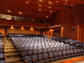 OMAR SEIJAS, ARQUITECTO Salones de conferencias
