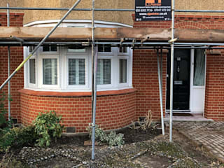 Brick Paint Removal in Sidcup S.J. Pointer