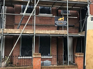 Brick Cleaning in Putney, London S.J. Pointer