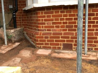 Brick Pointing Restoration S.J. Pointer