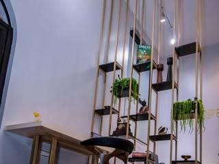 Design Studio office by Espee Designs Modern