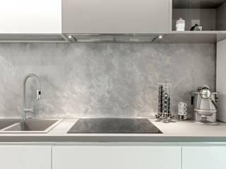 Luca Bucciantini Architettura d' interni Built-in kitchens White