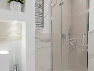 Luca Bucciantini Architettura d' interni Minimalist style bathroom