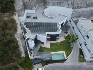 KB Solar Terrazas en el techo Aluminio/Cinc Azul