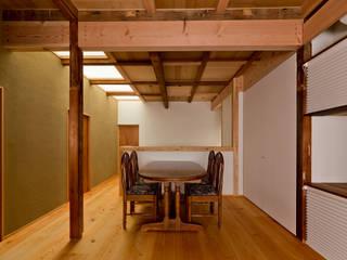 스칸디나비아 거실 by エイチ・アンド一級建築士事務所 H& Architects & Associates 북유럽