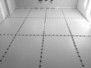 GRUPO CECATHER | FOLIO RADIANTE - SUELO RADIANTE Kamar Tidur Modern