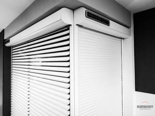 Inteligentne Rolety Bubendorff Modern Pencere & Kapılar Aluminyum/Çinko