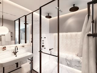 Small Size Premium Spa (SSPS®) Moderne Badezimmer von sieger design GmbH & Co. KG Modern