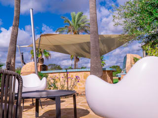 Pina GmbH - Sonnensegel Design Jardin méditerranéen