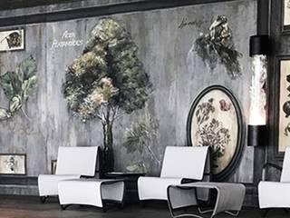 Blu dipinto di Blu Hotels Aluminium/Zinc Grey