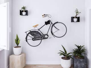 KionHome BedroomAccessories & decoration Metal Black