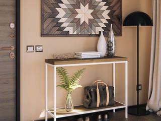 KionHome Study/officeAccessories & decoration Chipboard White