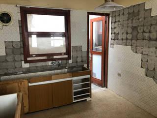 Remodelación y Ampliación de Vivienda Unifamiliar de Rediarq Interiorismo Moderno