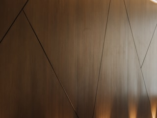 Modern Oturma Odası MDV Arquitectura Modern