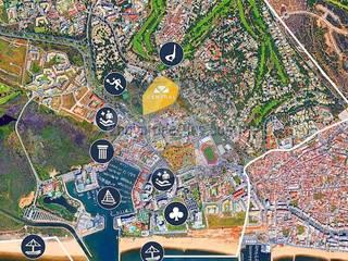 Moradia de Luxo em Vilamoura por 2Buyproperties.com Moderno