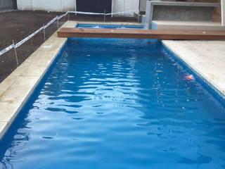 m2 estudio arquitectos - Santiago Garden Pool