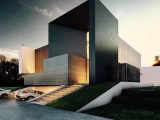 Minimal Villalar Minimalist Evler CSA mimarlık Minimalist