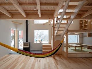 富谷洋介建築設計 Living room