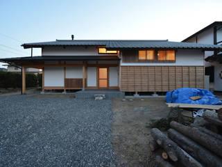 静岡の石場建て 日本家屋・アジアの家 の 水野設計室 和風