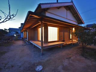 静岡の石場建て の 水野設計室 和風