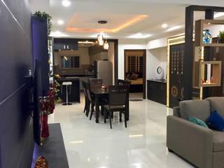 NCL Sindhu, Kompally: modern  by Interrio Concepts Studio Pvt Ltd,Modern