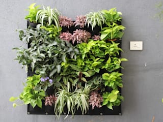 Interioforest Plantscaping Solutions Balcone