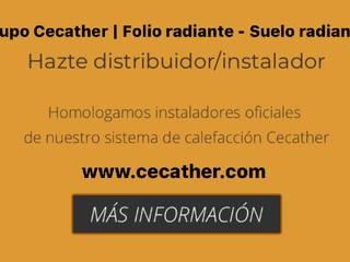 GRUPO CECATHER | FOLIO RADIANTE - SUELO RADIANTE