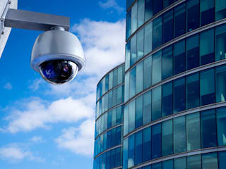 Videovigilancia Casas de estilo moderno de ProMED Security S.l Moderno