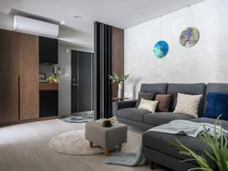 Modern Oturma Odası 青築制作 Modern