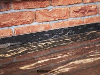 GRANMAR Borowa Góra - granit, marmur, konglomerat kwarcowy BañosBaldas Granito Negro