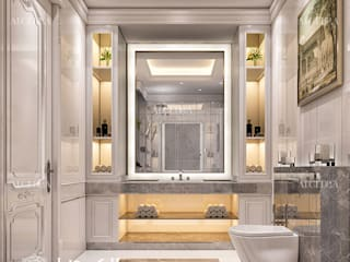 Modern bathroom by Algedra Interior Design Modern