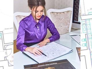 Дизайн интерьера прихожей от студии Luxury Antonovich Design Коридор, прихожая и лестница в классическом стиле от Luxury Antonovich Design Ukraine Классический