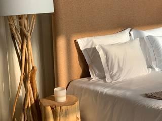 Rustic style bedroom by Vanda Boavida Rustic