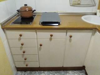 Reforma de cocina completa en Manises, Valencia. de CONREFMAN