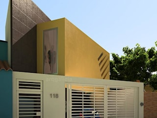 by GALICIA AV Arquitectura más Virtual Modern